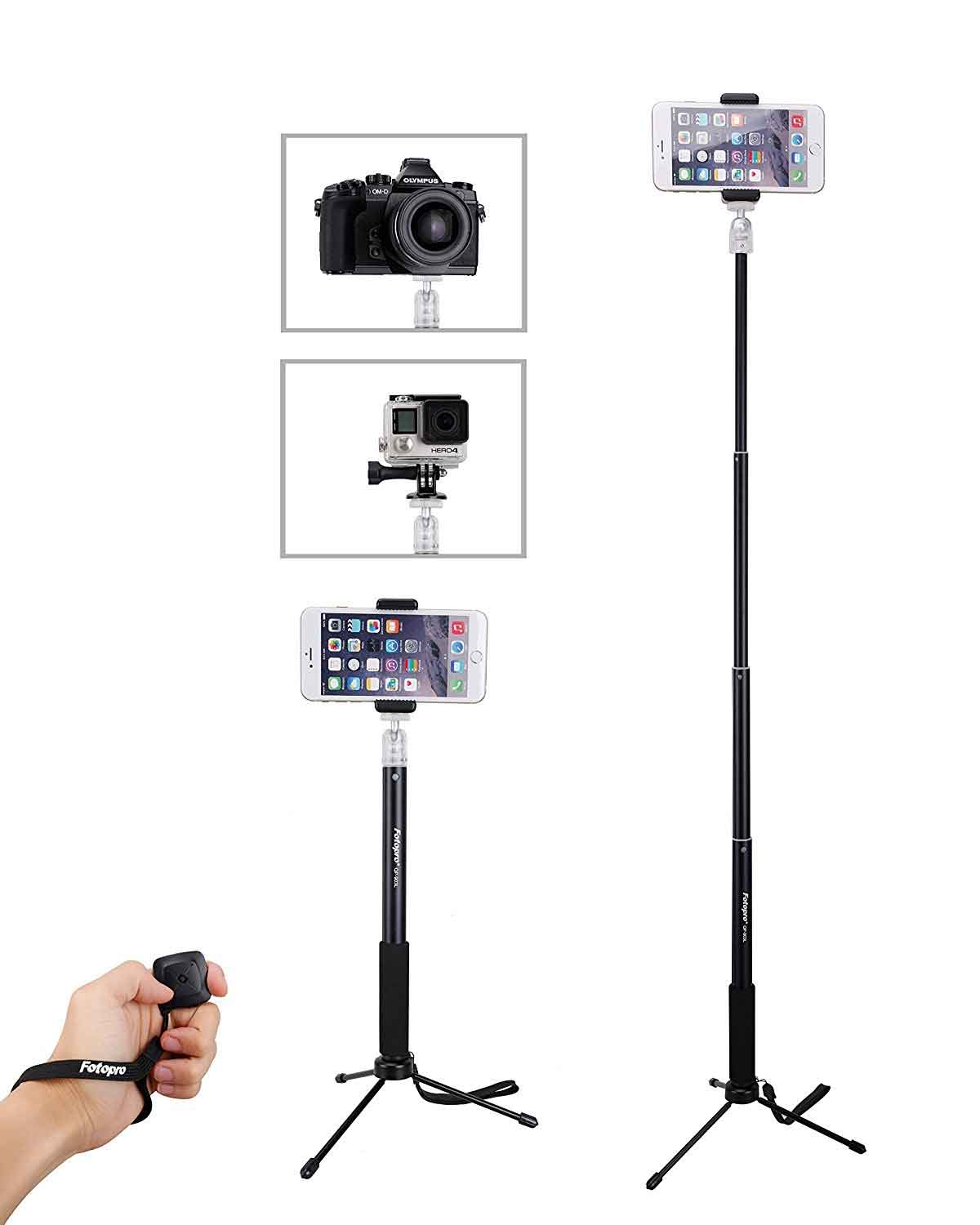 Fotopro Bluetooth Selfie Stick