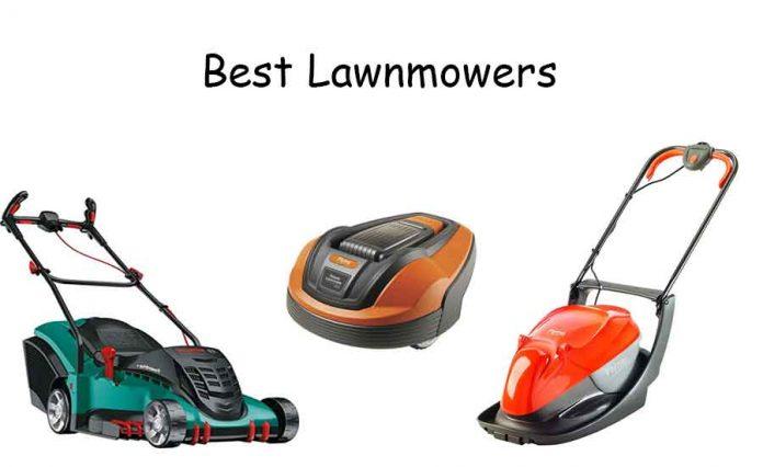 Best lawnmowers UK