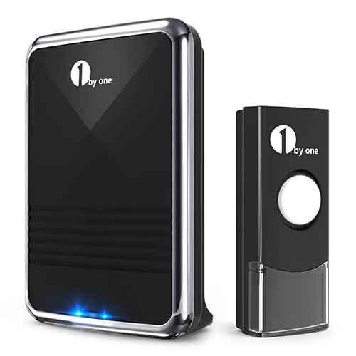 1byone Easy Chime Wireless Doorbell