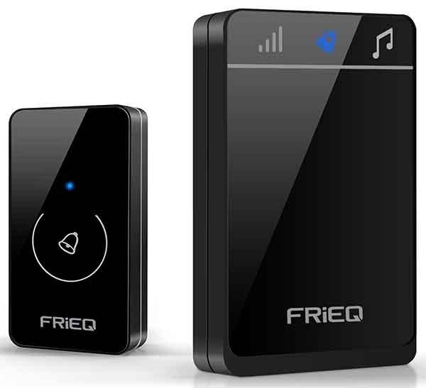 FriEQ Wireless Doorbell