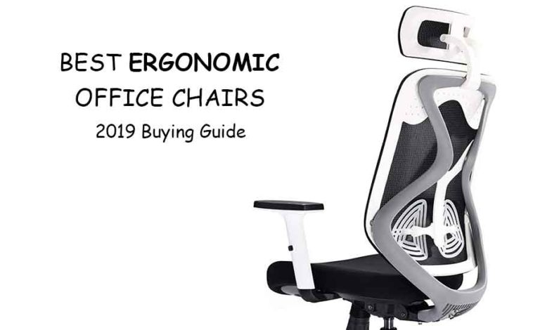 7 Best Ergonomic Office Chairs UK: Enjoy Quality Comfort with the Best Office Chairs in 2020