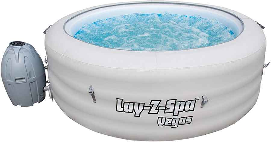 Lay Z Spa Vegas Hot Tub