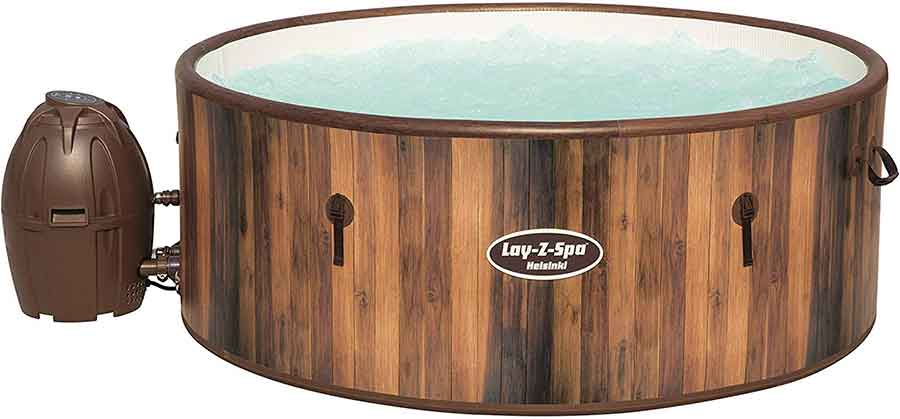 Lay-Z-Spa Helsinki Hot Tub