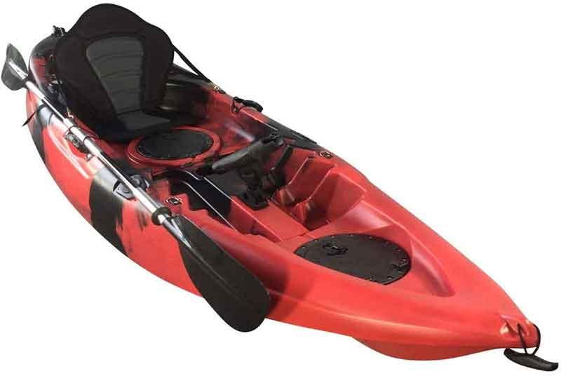 Cambridge sit on top kayak