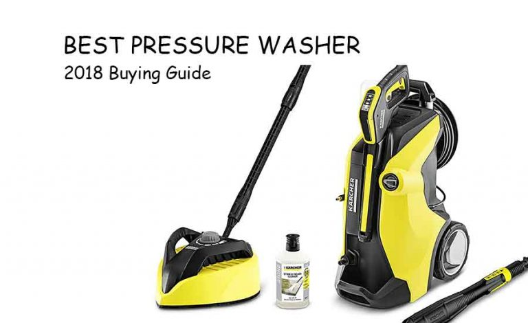 Best Pressure Washer Review – 2020 Buying Guide